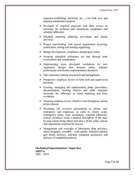 Resume Of Scaffolding Supervisor by Scotty Matthews Resume Feb 2015
