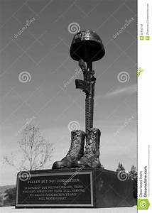 Monument On Honor Of Fallen Soldiers Lost Their Life In ...