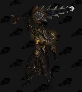 Transmogrification Warrior Pve Tier 6 Set  Legion 7 1 5