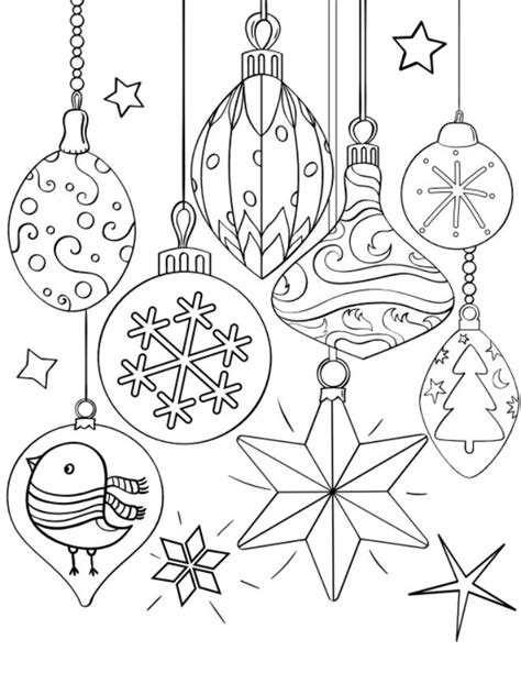 christmas coloring pages  kids crafts coloring