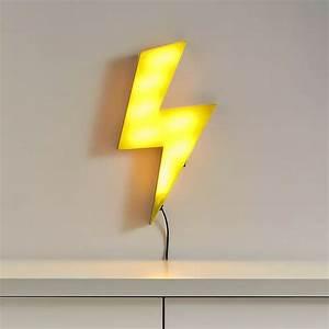 Led, Lightning, Bolt, Wall, Light, Reviews