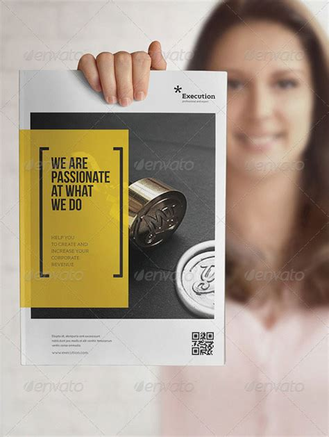 Adobe Indesign Brochure Template Free 30 High Quality 30 High Quality Indesign Brochure Templates Web