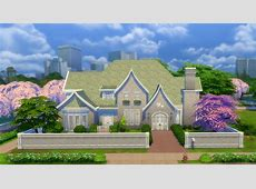 Download Valentine's Mansion in The Sims 4 Sims Online