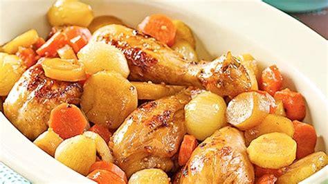 comment cuisiner des pilons de poulet casserole de pilons de poulet aux cinq épices et érable