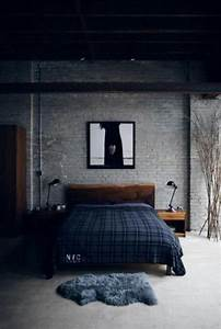 15 bold industrial bedroom design ideas rilane