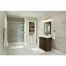 The Home Depot Installed Custom Tub To Shower Conversion