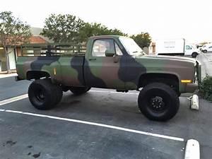 M1028a2 Dually Truck Cucv K30 4x4 Diesel For Sale In Costa
