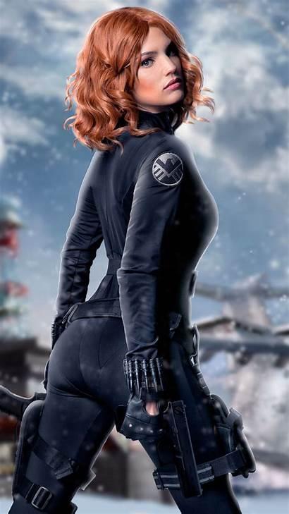 Widow Scarlett Johansson Marvel Avengers Costume Cosplay