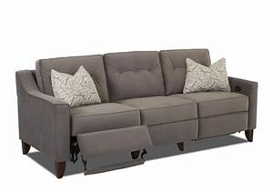 Modern leather reclining sofa 39 best recliners images on for Sofa bed and recliner set