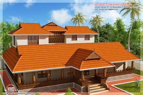 courtyard home designs 2231 sq kerala illam model traditional house kerala