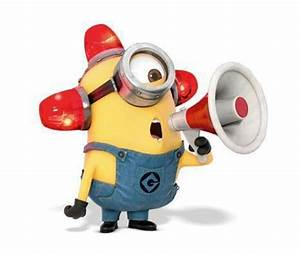 Fire Alarm Minion | Movies | Pinterest | Bee do, The movie ...