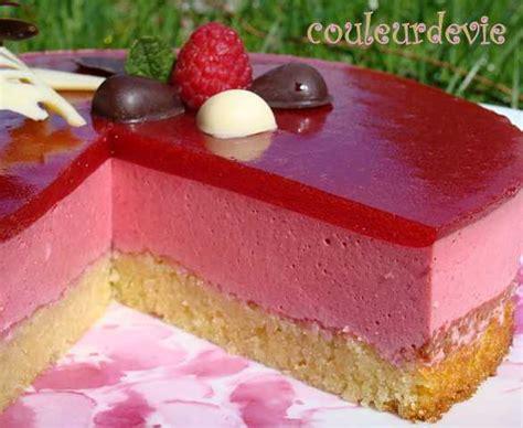 cuisiner le patisson blanc marmiton bavarois aux framboises miroir aux fraises ou framboises
