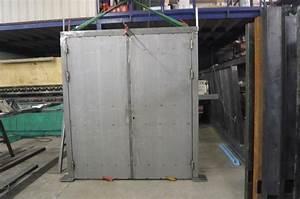 Portes metalliques lyon 69 portes en metal mions portail for Porte fenetre en acier