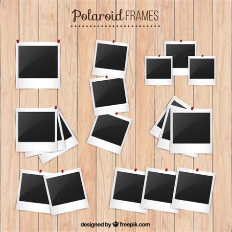 polaroid vectors   psd files