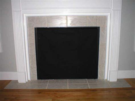 decorative fireplace covers fireplace fashion fireplace cover insulated decorative