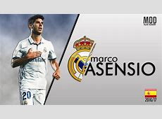 Wallpaper Asensio Real Madrid 2018 Wallpapers HD