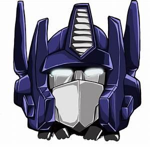 G1 Optimus Prime Head Coloured by studiogdp on DeviantArt