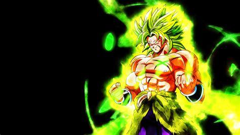broly legendary super saiyan dragon ball super broly