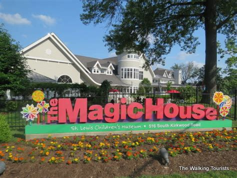 The Magic House is a fun children's museum in St. Louis ...