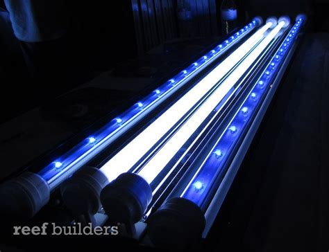 led t5 aquarium sunlight supply s new ss led fixture will be all or hybrid with t5 reef builders the