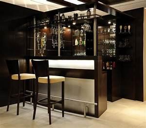 Bar Im Wohnzimmer : ob barhocker bartisch oder bartheke bar m bel f r ihre hausbar k che pinterest bartheke ~ Indierocktalk.com Haus und Dekorationen