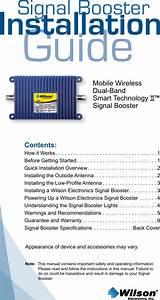 Wilson Electronics 273201 Wireless Dual