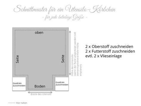 Für das utensilo gibt es ein fertiges schnittmuster, so. Anleitung: Untensilo nähen - z. B. als Brotkorb verwendbar ♥ herzelei.de