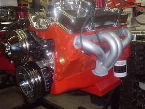 Chevy 350 Turnkey Crate Engine    076 Jpg
