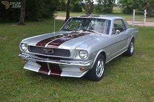 Classic 1966 Ford Mustang Coupe for Sale - Dyler
