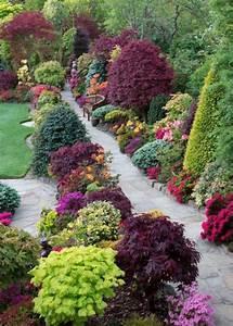 Jardins à L Anglaise : jardin et gazon anglais optez pour le style so british ~ Melissatoandfro.com Idées de Décoration