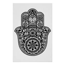 Hamsa Hand Symbol Meaning