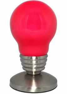 Lampe En Forme D Ampoule : lampe de chevet ampoule ~ Teatrodelosmanantiales.com Idées de Décoration
