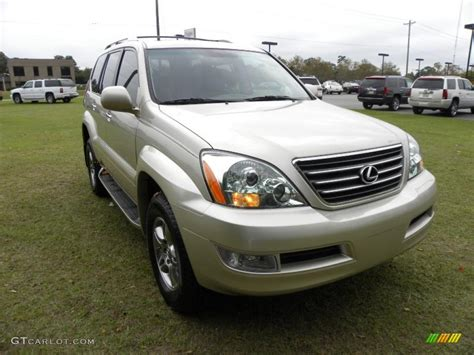 metallic lexus 2008 savannah beige metallic lexus gx 470 39148188 photo