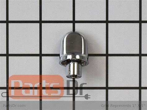 wbx ge range vent fan knob parts dr