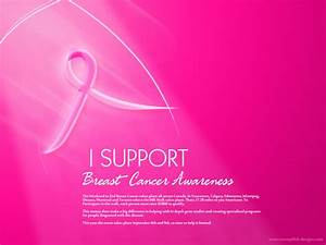 Breast Cancer Awareness Desktop Wallpaper - WallpaperSafari