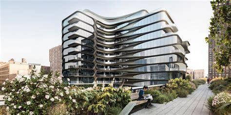 Apartment Buildings For Sale Buffalo New York by Inside Zaha Hadid S New York Apartment Building