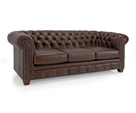 loveseat leather sofa hudson leather sofa decorium furniture
