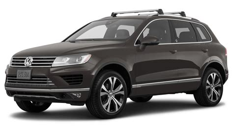 2017 Volkswagen Touareg by 2017 Volkswagen Touareg Reviews Images And