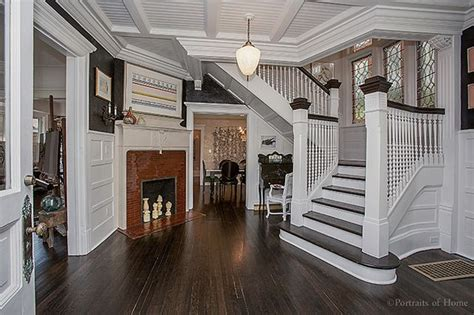 Modern Chic Classic Victorians Historic Details by House In Illinois For Sale Is Heavenly Houses
