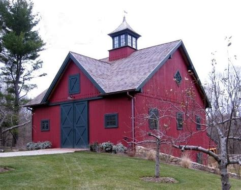 Barn With Black Trim by Best 25 Barns Ideas On Country Barns