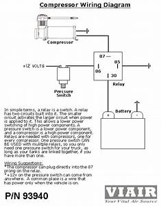 Viair 93940 40 Amp Relay Use And Care Manual