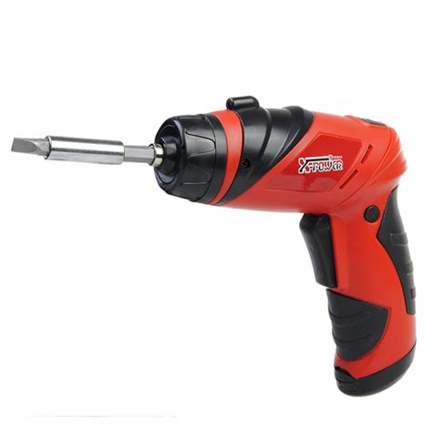 battery operated electric 6v screwdriver battery operated cordless wireless electric
