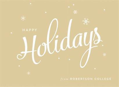 Happy Holiday Holidays Thank Safe Yours Wishes