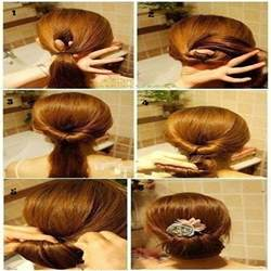 Simple and Quick Hairstyle Tutorial