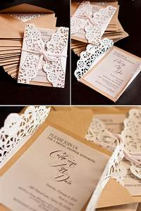 Lace doily diy wedding invitations mrs fancee for Diy wedding invitations with doilies