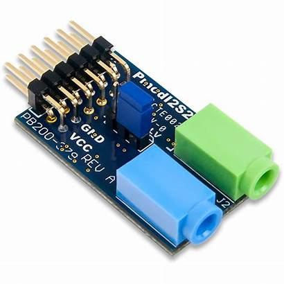 Pmod Audio Input Output Stereo Digilent 확대