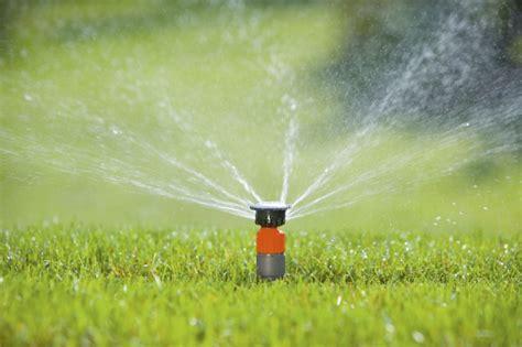 Bewässerungsanlage Für Garten Und Terrasse