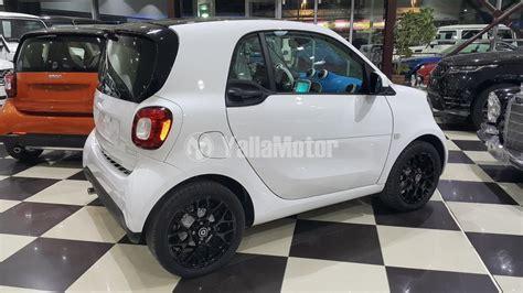 New Smart Fortwo Cabrio Proxy 2017