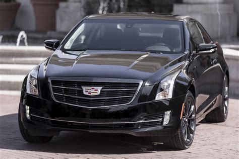 2016 cadillac ats coupe black chrome package gm authority