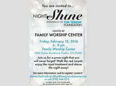 Night to Shine Prom 02122016 Pueblo, Colorado, Family